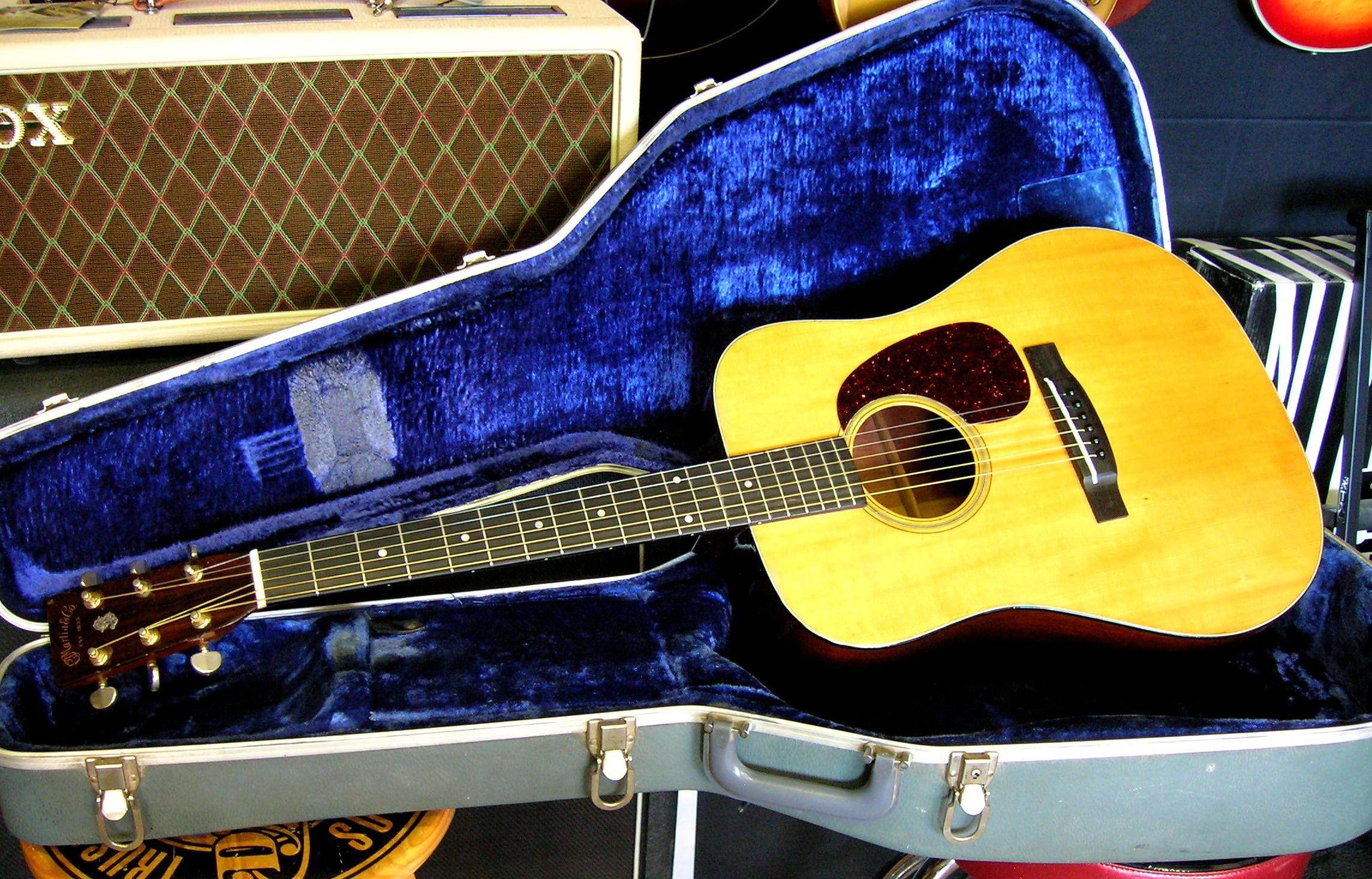 c f martin d 18 1935 natural guitar for sale guitar select. Black Bedroom Furniture Sets. Home Design Ideas