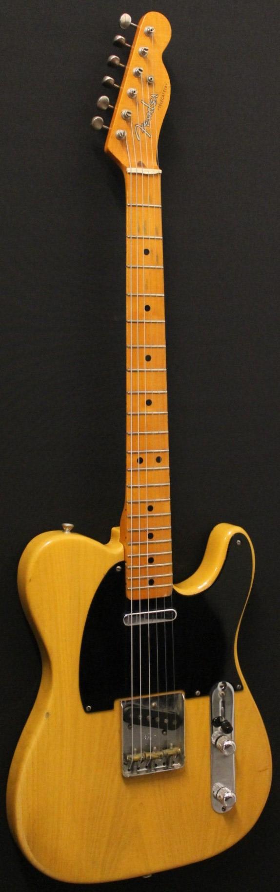 fender telecaster 52 vintage reissue 1982 guitar for sale kitarakuu. Black Bedroom Furniture Sets. Home Design Ideas