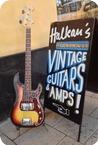 Fender Precison 1966 Sunburst