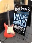 Fender Stratocaster 1962 Fiesta Red