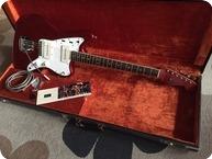 Fender Jazzmaster 1965 Candy Apple Red