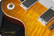 Gibson Custom Shop Collectors Choice 2 Goldie CC2 2012 Green Lemon