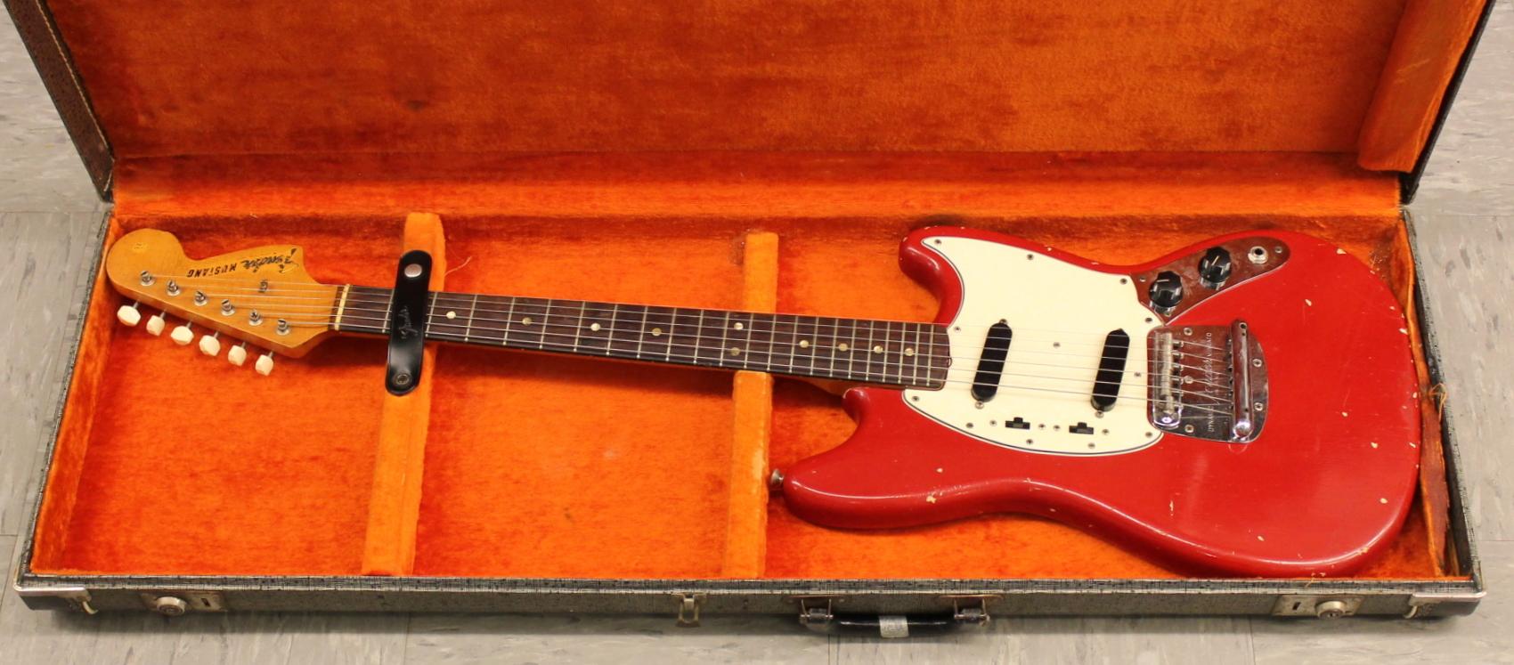 fender mustang 1964 guitar for sale kitarakuu. Black Bedroom Furniture Sets. Home Design Ideas
