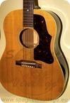 Gibson J 50 J50 1963 Natural