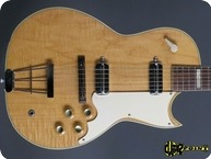 Kay Thinline Pro Model 1992 1960 Natural