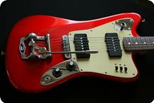 Deimel Guitarworks FIRESTAR CANDY APPLE RED 2017 CANDY APPLE RED