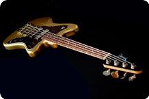 Deimel Guitarworks Firestar Mars Gold