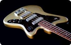 Deimel Guitarworks FIRESTAR BASS MARS GOLD 2016 MARS GOLD