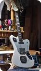 Deimel Guitarworks Firestar Semi Hollowbody Pearl White