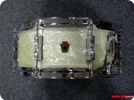 Ludwig Wfl Buddy Rich Model Super Classic White Marine Pearl