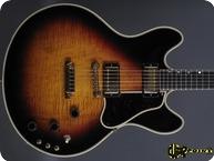 Gibson ES 335 Artist 1980 Antique Fireburst