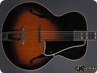 Gibson L 4 1951 Sunburst