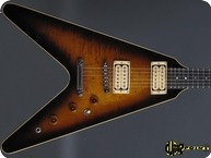Gibson The Flying V CMT 1981 Sunburst
