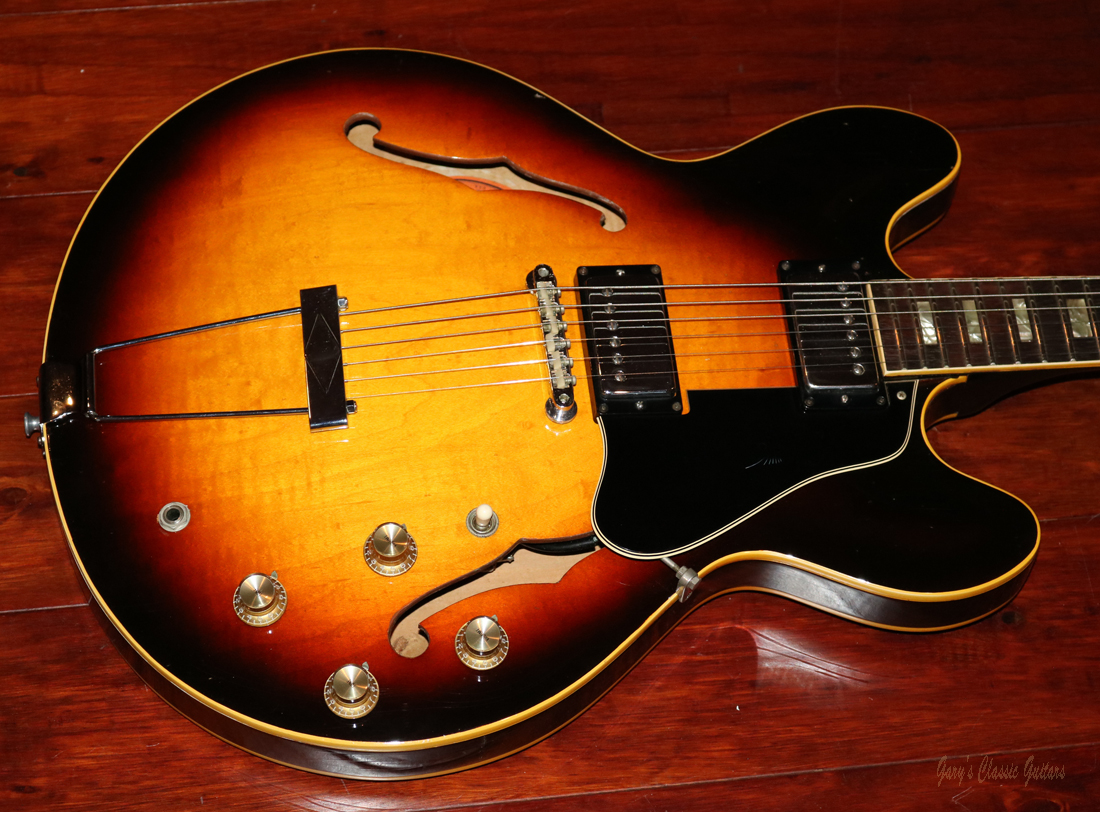 gibson es 335 td gie0907 1968 guitar for sale garys classic guitars. Black Bedroom Furniture Sets. Home Design Ideas