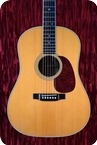 Martin D 35S Slot Head 1974 Natural