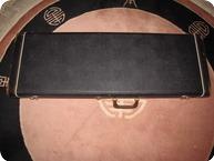 Fender Strat Or Tele 1964 Case 1964 BlackOrange
