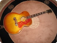 Gibson J 200 1966 Sunburst Ice Tea