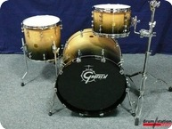 Gretsch New Classic 2016 Natural To Black Fade