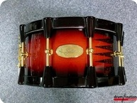 Handschuh Solid Beech Woodhoop 2016 Red Burst High Gloss
