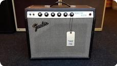 Fender Princeton Reverb EXPORT 100 240V 1974 Silverface