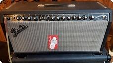 Fender Bandmaster Reverb Hotrodded Blackfaced 1976 Blackface