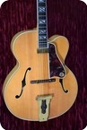 Gibson Johnny Smith 1970 Blonde