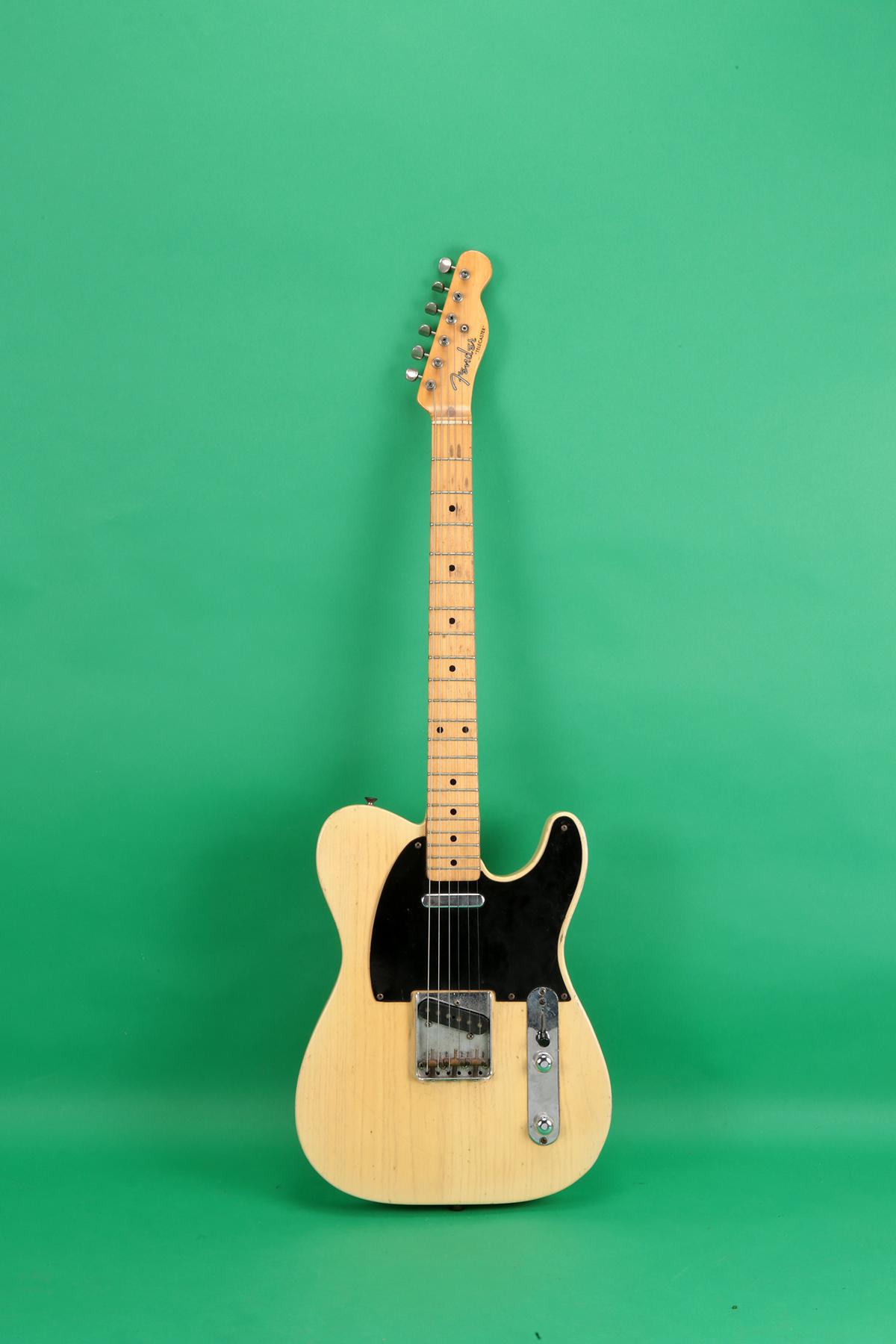 Vintage Fender Telecaster For Sale 88
