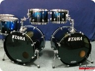 Tama Starclassic Performer Birch 2008 Blue Galaxy Fade