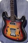 Burns Baldwin Vibraslim 1965 Sunburst