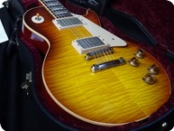 Gibson Les Paul Michael Bloomfield 1959 Les Paul Standard VOS Custom Shop 2009 Bloomfield Burst