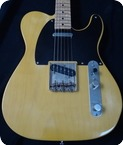 Haar Guitars 1952 Birdseye Neck Lightweight 2.8kg 2009 Butterscotch