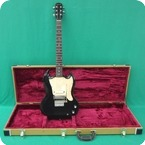 Gibson Melody Maker 1966 Black Refin