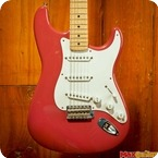 Fender Custom Shop Stratocaster 1993 Cimarron Red