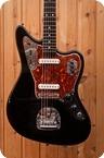 Fender Jaguar 1965 Black refinished