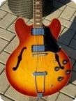 Gibson ES 335TD 1969 Sunburst
