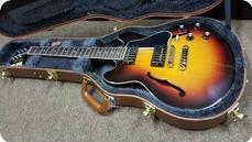 Gibson ES339 2014 Sunburst