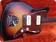 Fender Jazzmaster 1963 Thre Tone Sunburst