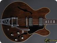 Gibson ES 335 TD Bigsby 1971 Walnut