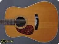 Martin Shenandoah D 2832 Lefty 1991 Natural