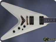 Gibson Flying V 2 1982 White