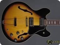 Gibson ES 335 TD 1976 Sunburst