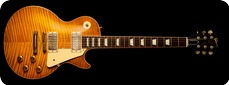 Gibson Les Paul Ace Frehley Aged Signed 2016