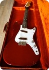 Fender Duo Sonic 1962 Candy Apple Red