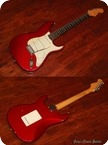 Fender Stratocaster FEE0862 1964 Candy Apple Red