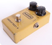 Mxr Distortion 1980