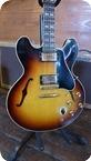 Gibson ES345 1960 Sunburst