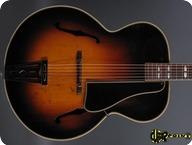 Gibson L 10 1939 Sunburst