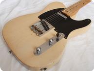 Fender Telecaster 1954 Blonde
