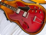Gibson ES 335 TD 1965 Cherry Red