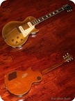 Gibson Les Paul Goldtop GIE0915 1952